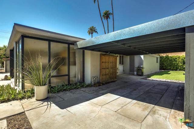 695 S Warm Sands Drive, Palm Springs, CA 92264 (#17271400PS) :: The Fineman Suarez Team