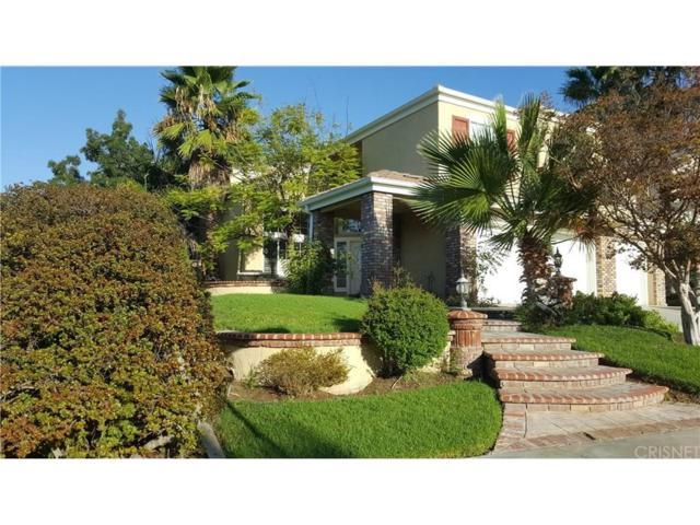 27403 Weathersfield Drive, Valencia, CA 91354 (#SR17216180) :: Paris and Connor MacIvor