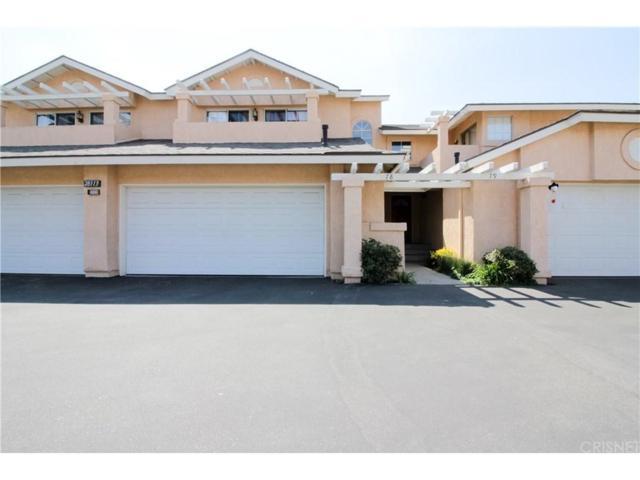 28113 Seco Canyon Road #78, Saugus, CA 91390 (#SR17216200) :: Paris and Connor MacIvor