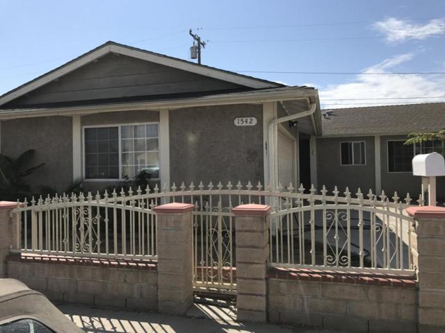 1542 Morris Street, Oxnard, CA 93030 (#217011611) :: RE/MAX Gold Coast Realtors