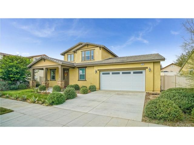 449 Edgewood Drive, Fillmore, CA 93015 (#SR17218701) :: California Lifestyles Realty Group