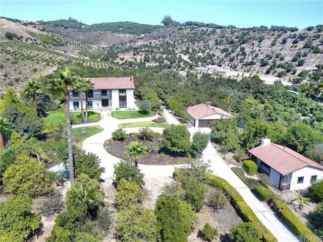 6020 Heatherton Drive, Somis, CA 93066 (#SR17207190) :: California Lifestyles Realty Group
