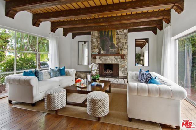 611 N Hillcrest Road, Beverly Hills, CA 90210 (#17277550) :: DSCVR Properties - Keller Williams