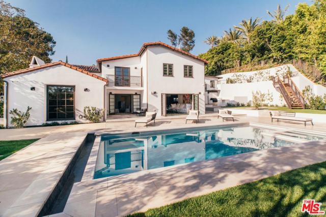 1118 Tower Road, Beverly Hills, CA 90210 (#17276668) :: DSCVR Properties - Keller Williams