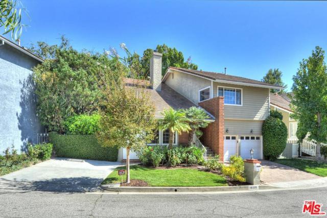 10235 Mossy Rock Circle, Los Angeles (City), CA 90077 (#17278210) :: DSCVR Properties - Keller Williams
