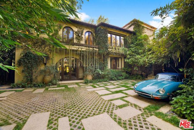 715 N Alpine Drive, Beverly Hills, CA 90210 (#17278592) :: DSCVR Properties - Keller Williams