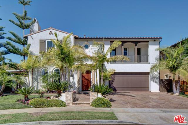 8004 Ocean Bluff Drive, Los Angeles (City), CA 90045 (#17278386) :: The Fineman Suarez Team