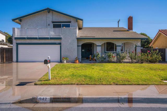 942 Gracia Street, Camarillo, CA 93010 (#217012396) :: California Lifestyles Realty Group