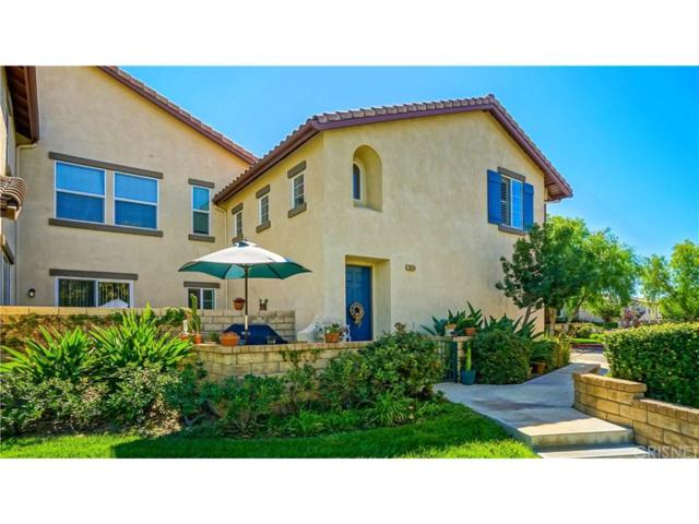 24054 Cottage Circle Drive, Valencia, CA 91354 (#SR17232811) :: Paris and Connor MacIvor