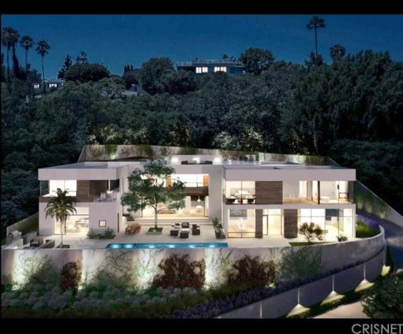 11001 W Sunset Boulevard, Bel Air, CA 90049 (#SR17233256) :: TruLine Realty