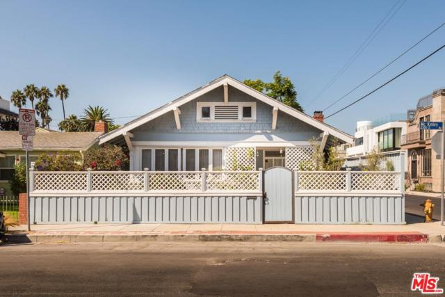 2313 Mckinley Avenue, Venice, CA 90291 (#17279352) :: The Fineman Suarez Team