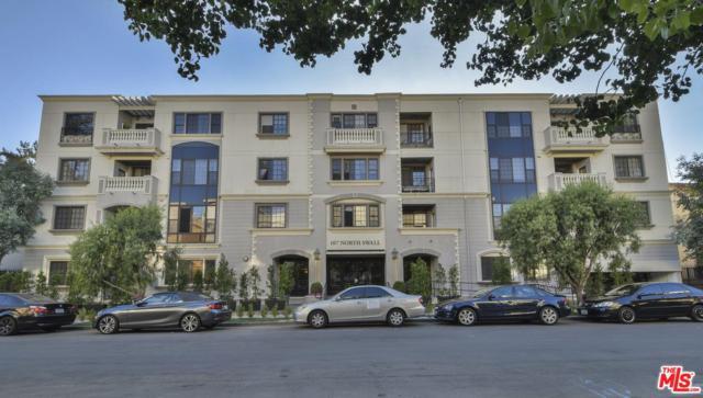 107 N Swall Drive #403, Los Angeles (City), CA 90048 (#17279722) :: DSCVR Properties - Keller Williams