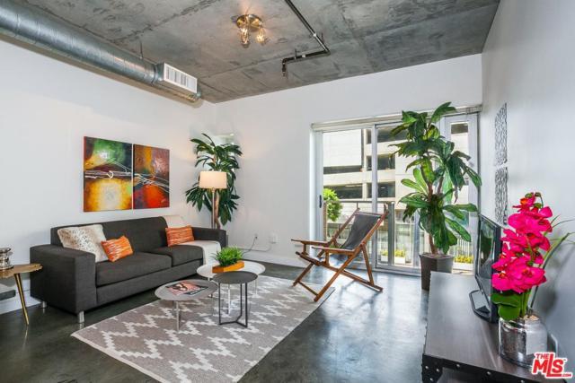645 W 9TH Street #207, Los Angeles (City), CA 90015 (#17277642) :: TruLine Realty