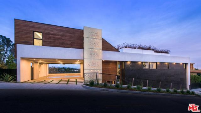 1208 Linda Flora Drive, Los Angeles (City), CA 90049 (#17278614) :: DSCVR Properties - Keller Williams