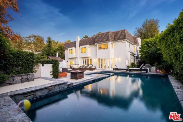 2915 Deep Canyon Drive, Beverly Hills, CA 90210 (#17279794) :: DSCVR Properties - Keller Williams