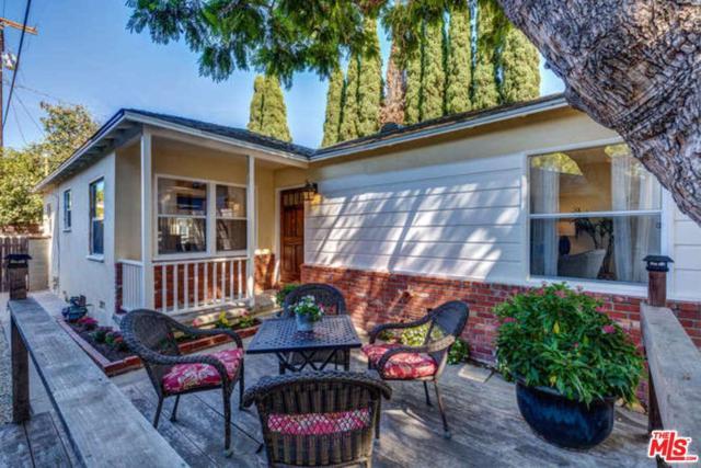 5438 Diller Avenue, Culver City, CA 90230 (#17279818) :: TruLine Realty