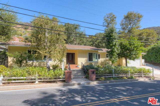 3634 Mandeville Canyon Road, Los Angeles (City), CA 90049 (#17279804) :: DSCVR Properties - Keller Williams