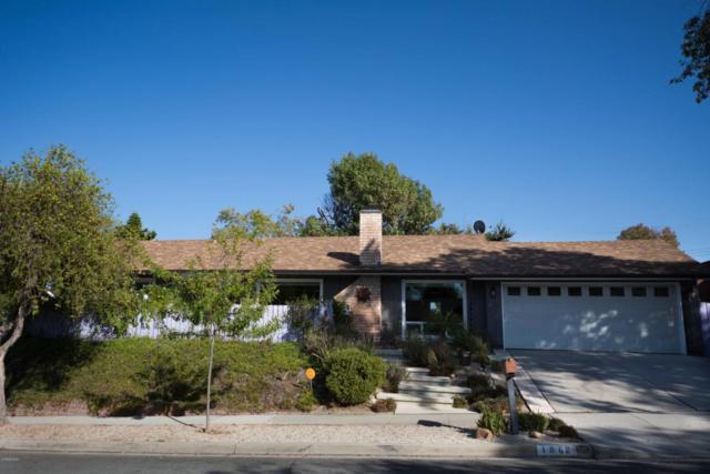 1068 Bart Circle, Thousand Oaks, CA 91360 (#217012485) :: California Lifestyles Realty Group