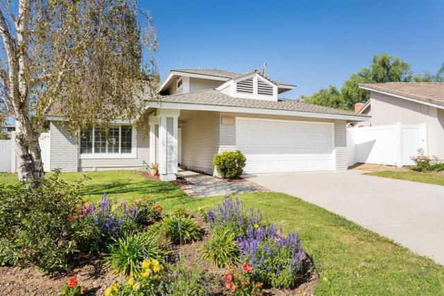 2733 Calle Bienvenido, Thousand Oaks, CA 91360 (#217012486) :: California Lifestyles Realty Group