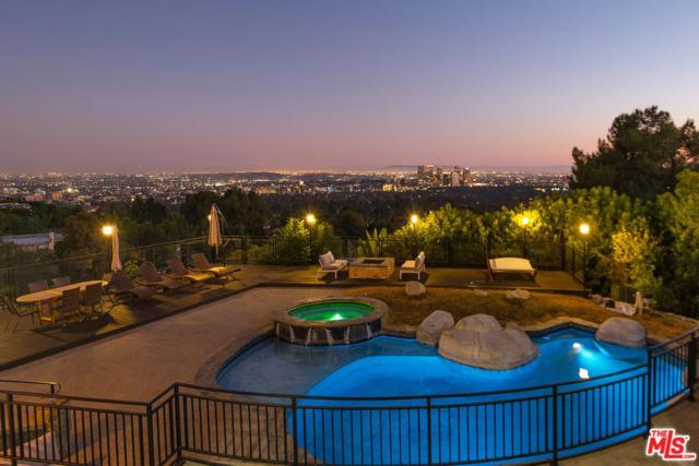 1426 Harridge Drive, Beverly Hills, CA 90210 (#17279826) :: DSCVR Properties - Keller Williams