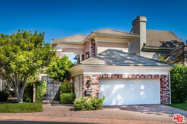 12303 Ridge Circle, Los Angeles (City), CA 90049 (#17278244) :: DSCVR Properties - Keller Williams