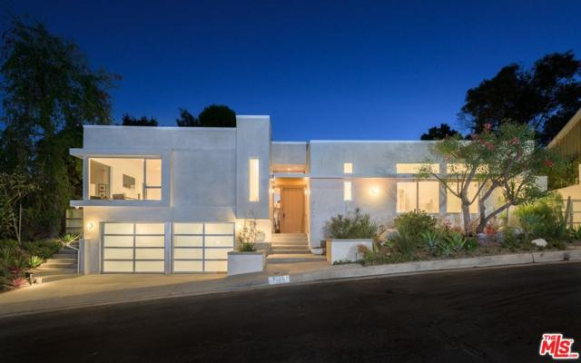 13686 Bayliss Road, Los Angeles (City), CA 90049 (#17280122) :: DSCVR Properties - Keller Williams