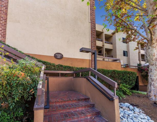 460 Oak Street #316, Glendale, CA 91204 (#317006898) :: TruLine Realty