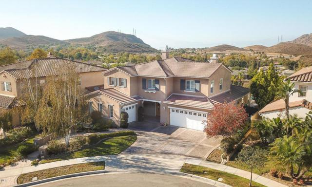 5161 Via Capote, Newbury Park, CA 91320 (#217012522) :: California Lifestyles Realty Group