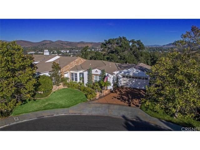 738 Coral Ridge Court, Westlake Village, CA 91361 (#SR17235592) :: California Lifestyles Realty Group