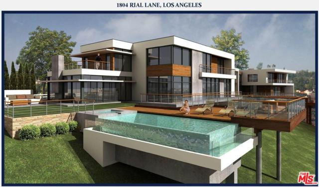 1804 Rial Lane, Los Angeles (City), CA 90077 (#17280216) :: DSCVR Properties - Keller Williams