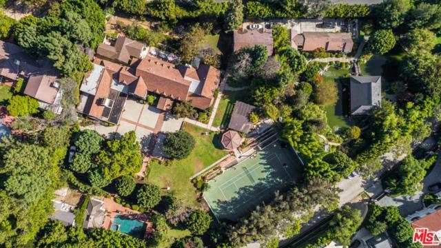 144 Monovale Drive, Los Angeles (City), CA 90077 (#17280094) :: DSCVR Properties - Keller Williams