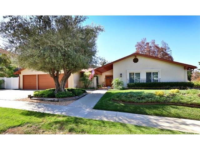 22552 Calipatria Drive, Calabasas, CA 91302 (#SR17235103) :: DSCVR Properties - Keller Williams