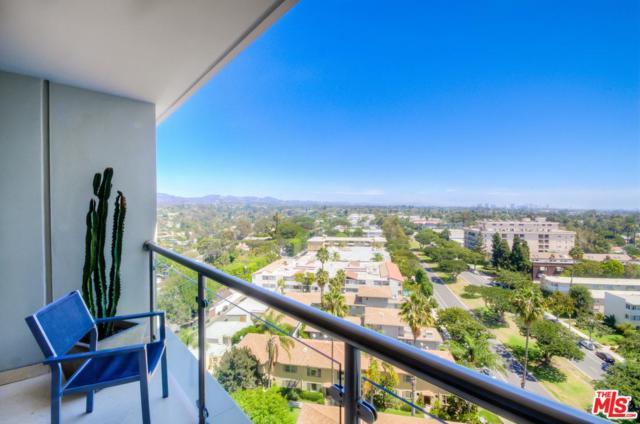 201 Ocean Avenue B1505, Santa Monica, CA 90402 (#17276624) :: TruLine Realty