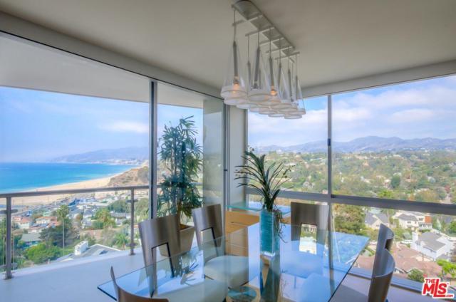 201 Ocean Avenue P609, Santa Monica, CA 90402 (#17276702) :: TruLine Realty