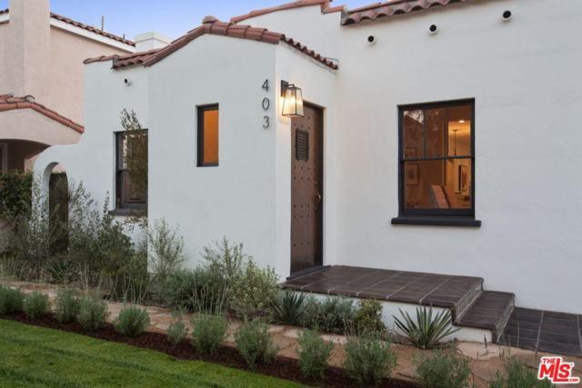 403 N Irving, Los Angeles (City), CA 90004 (#17280356) :: DSCVR Properties - Keller Williams