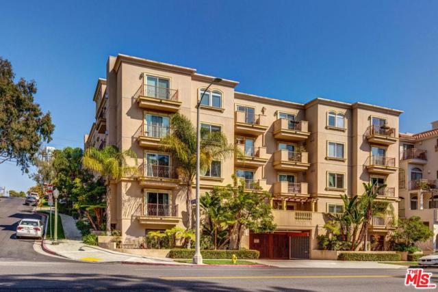 10390 La Grange Avenue #203, Los Angeles (City), CA 90025 (#17280604) :: TruLine Realty
