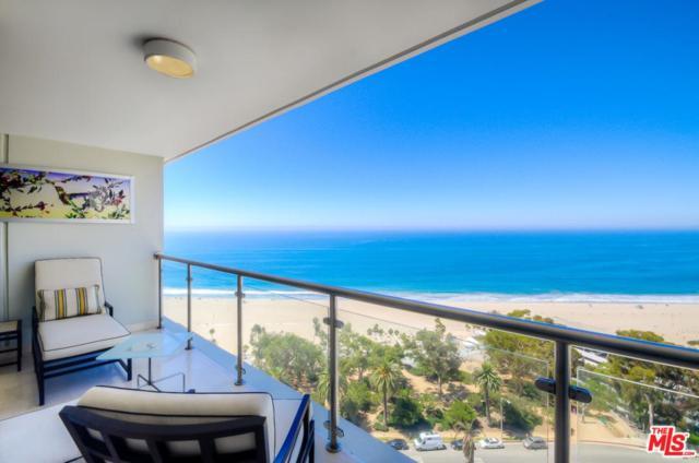 201 Ocean Avenue B1803, Santa Monica, CA 90402 (#17276742) :: TruLine Realty