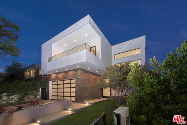 716 N Martel Avenue, Los Angeles (City), CA 90046 (#17280838) :: DSCVR Properties - Keller Williams