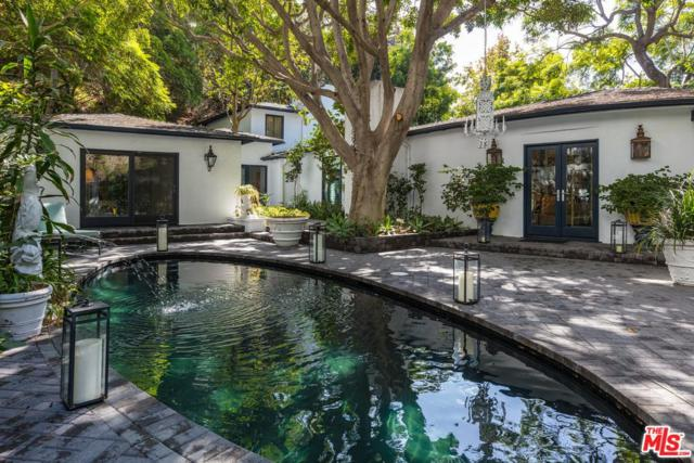 1400 Dawnridge Drive, Beverly Hills, CA 90210 (#17280642) :: TruLine Realty