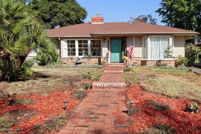 2331 Galbreth Road, Pasadena, CA 91104 (#817002359) :: TruLine Realty
