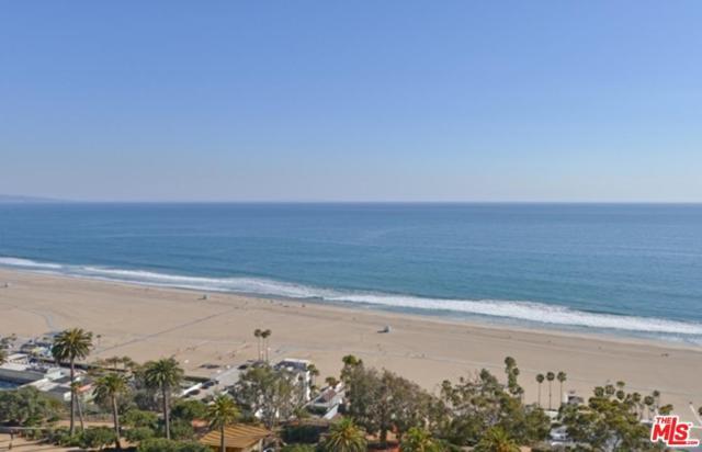 201 Ocean Avenue P1904, Santa Monica, CA 90402 (#17280674) :: TruLine Realty
