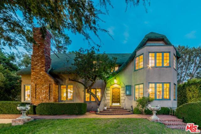 539 E Mountain Street, Glendale, CA 91207 (#17280958) :: TruLine Realty