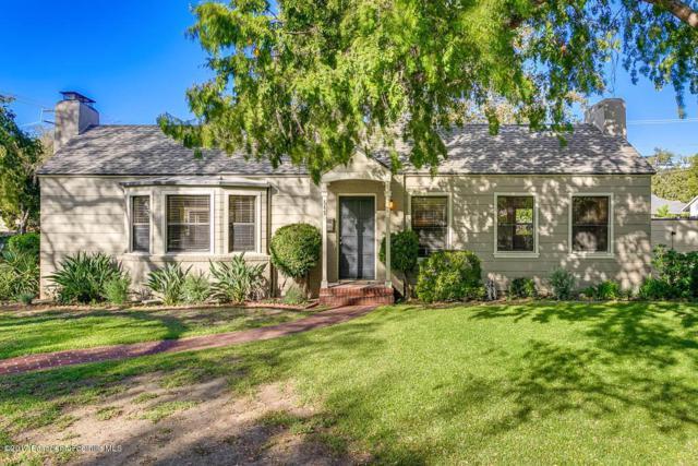 545 N Sunnyslope Ave Avenue, Pasadena, CA 91107 (#817002363) :: TruLine Realty