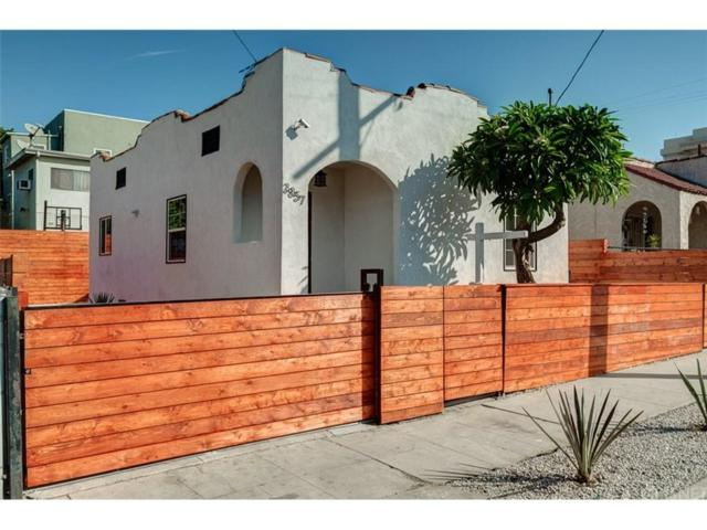 3857 Clinton Street, Los Angeles (City), CA 90004 (#SR17237622) :: TruLine Realty