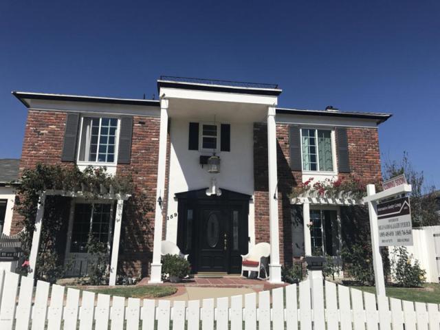 159 Dickenson Avenue, Newbury Park, CA 91320 (#217012615) :: TruLine Realty
