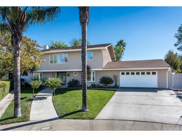 24388 Crestlawn Street, Woodland Hills, CA 91367 (#SR17236776) :: TruLine Realty