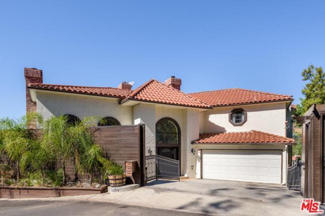 2651 La Cuesta Drive, Los Angeles (City), CA 90046 (#17280680) :: The Fineman Suarez Team