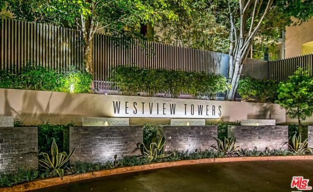 1155 N La Cienega #403, West Hollywood, CA 90069 (#17274972) :: The Fineman Suarez Team