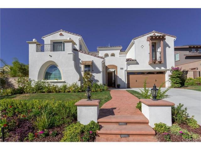 28422 Farrier Drive, Valencia, CA 91354 (#SR17237234) :: Paris and Connor MacIvor
