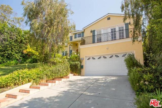 300 Bronwood Avenue, Los Angeles (City), CA 90049 (#17279900) :: The Fineman Suarez Team